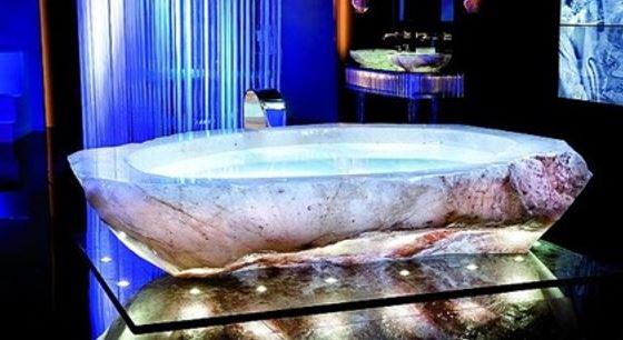 Rock Crystal Bathtub 5